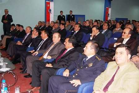 Erzurum PMYO öğrenime başladı!.. 2