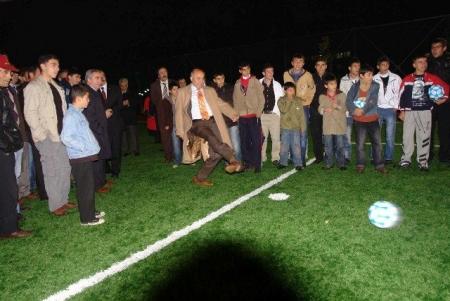 Erzurum'da yazıcıoğlu parkı 3