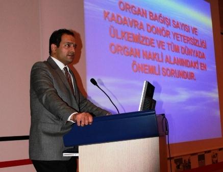 Erzurum'da Organ Nakli Anlatıldı 1