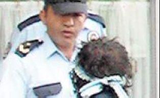 Yeni valinin ilk ödülü polise!.. 1