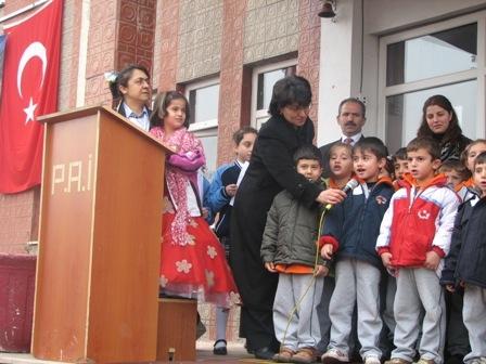 Atatürk Erzurum'da anıldı!.. 2