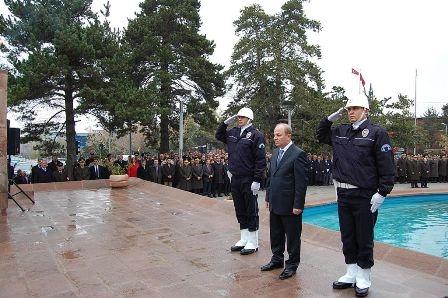 Atatürk Erzurum'da anıldı!.. 5