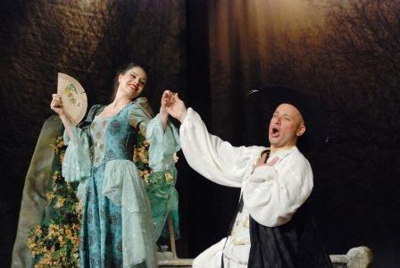 Erzurum İtalyan  tiyatrosu izledi! 1