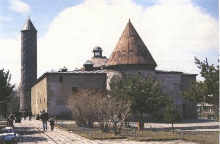 Erzurum'da tarihe PVC ayıbı! 1