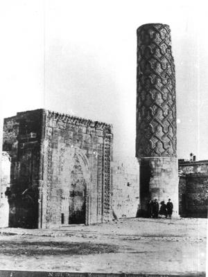 Erzurum'da tarihe PVC ayıbı! 13