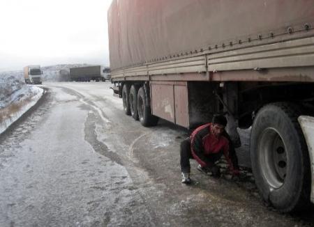 Erzurum'da trafik kazası: 1 ölü 2