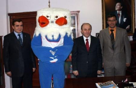 2011'e maskotlu tanıtım!.. 2