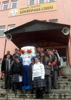 Erzurum'un mutant maskotu!.. 3