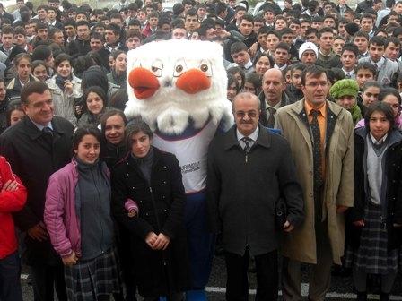 Erzurum'un mutant maskotu!.. 4