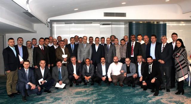 İHA 2016 yılı değerlendirme toplantısı yapıldı