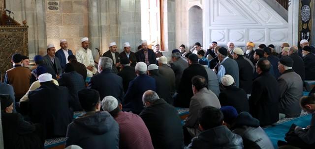 Büyükşehir İslam âlimlerine mevlid okuttu