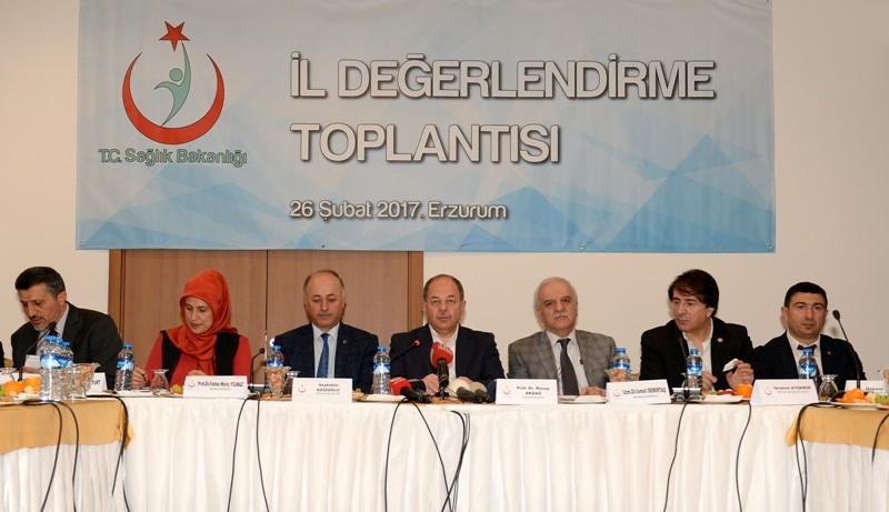 """Bakan Akdağ'dan """"askeri hastane"""" açıklaması"""