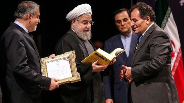 'Şahname' çevirisi İran'da yılın kitabı seçildi