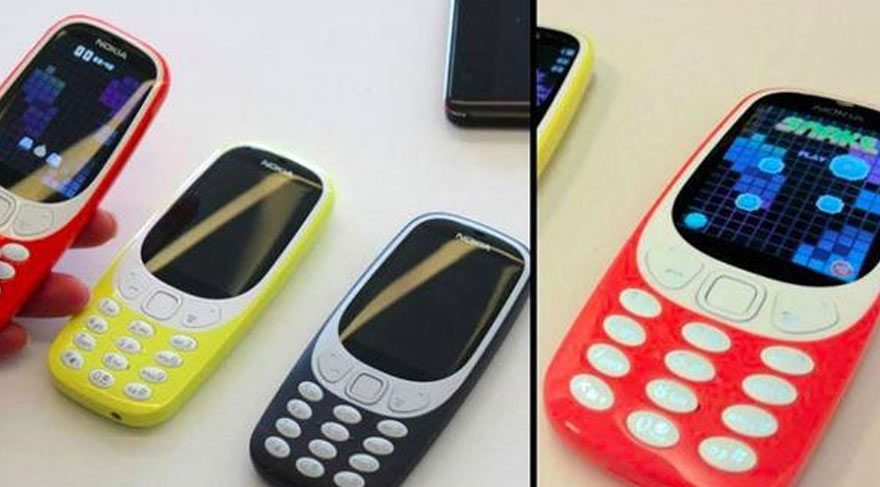 Nokia 3310 fiyatı ne kadar?