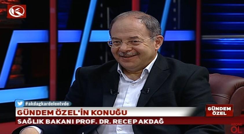 Akdağ'dan diyabet hastalarına müjde