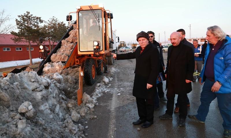 Erzurum'u heyecanlandıran yatırım hazırlığı