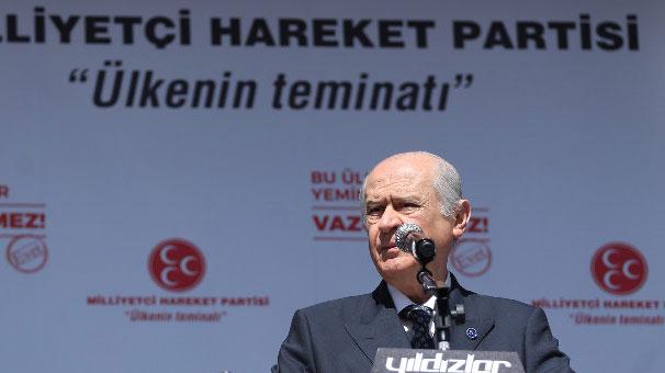 MHP Genel Başkanı Bahçeli, Erzurum'da