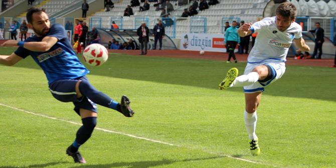 BB Erzurumspor-Keçiörengücü: 2-1