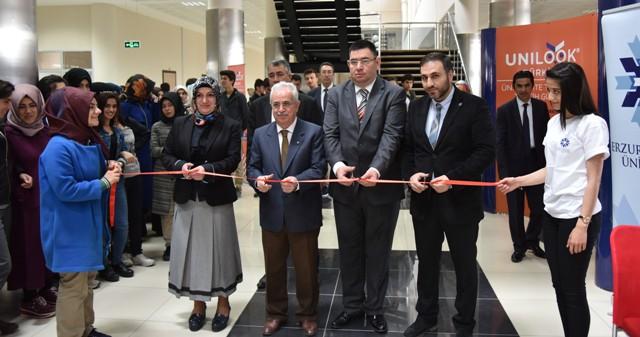 ETÜ Erzurum'un ilk üniversite tanıtım fuarına ev sahipliği yaptı