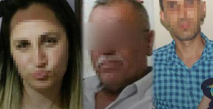Servis şoförünün kaçırdığı hostes hastanede bulundu