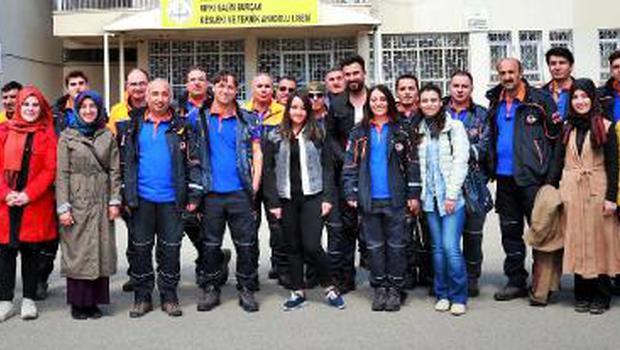 Erzurum 'da Depreme inat, tedbirli hayat
