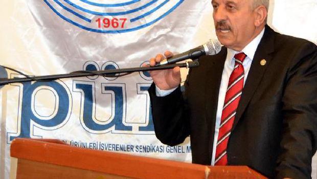 PUİS'te Vahit Bingöl yeniden seçildi