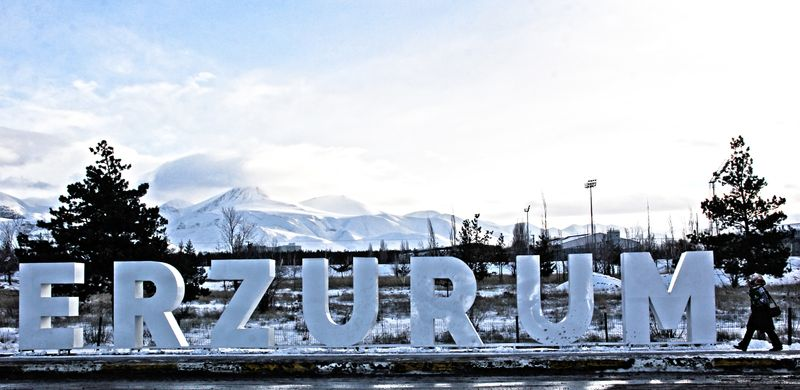 Rekor Erzurum'un