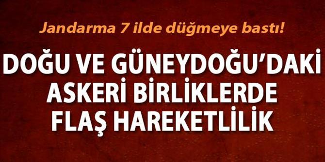 PKK operasyonu: 46 gözaltı