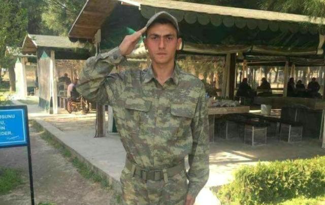Erzurum'dan Skarya' ya acı haber