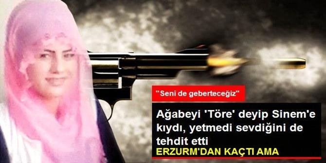 Erzurum'dan kaçtılar, ölümden kaçamadılar!