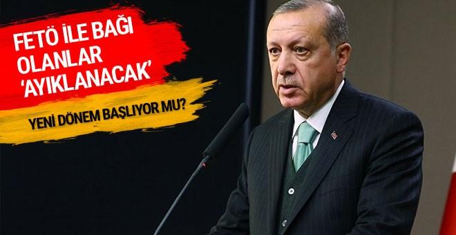 'FETÖ ile bağı olanlar AK Parti'den ayıklanacak'