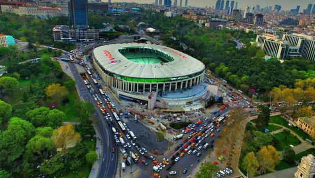 Vodafone Arena'nın adı ne oldu! TFF değiştirdi