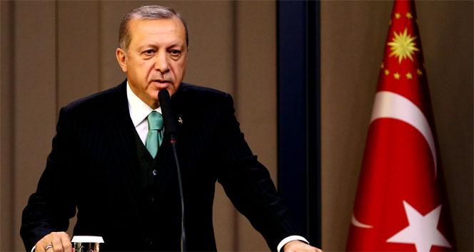 Erdoğan: 15 Temmuz'da oraya gelenler Gezi Parkı gençleri değildi