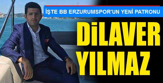 İşte B.B. Erzurumspor'un yeni başkanı