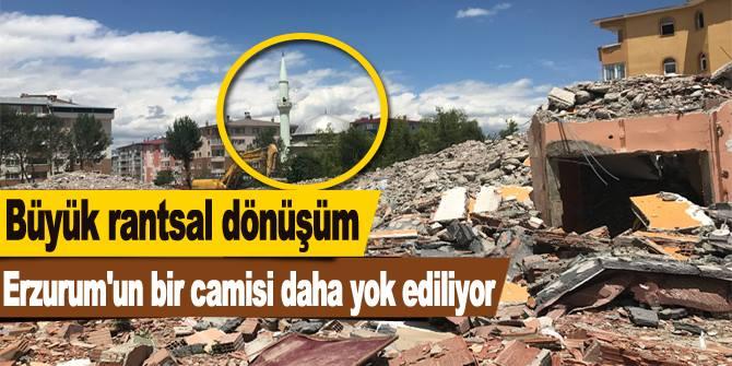 Erzurum'da büyük rantsal dönüşüm!