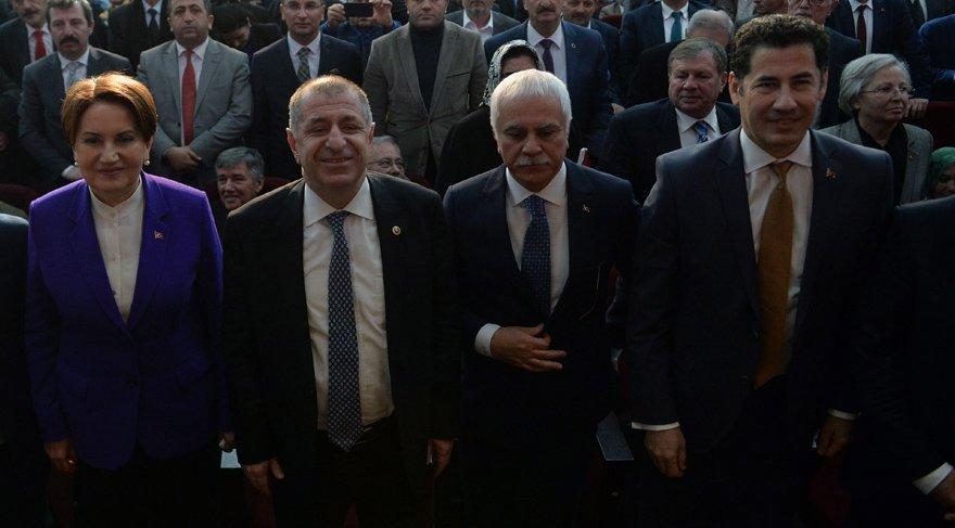 Meral Akşener ve Ümit Özdağ yeni parti mi kuruyor