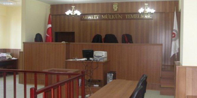 """Erzurum'da Zabıt Katibinin """"Fetö"""" Davasında Karar"""