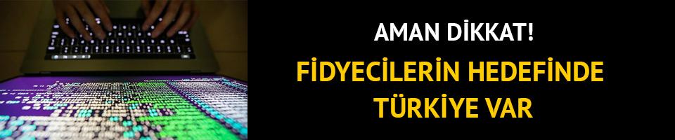 Fidyeciler en fazla Türkiye'ye saldırdı