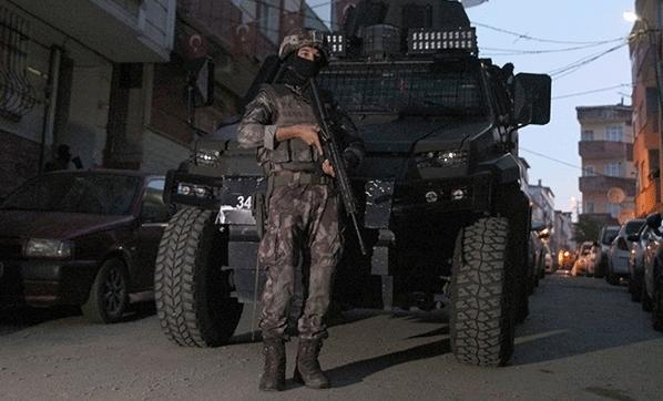 Türkiye genelinde DEAŞ operasyonları
