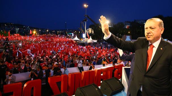 Erdoğan'a Gazi unvanı önerisi