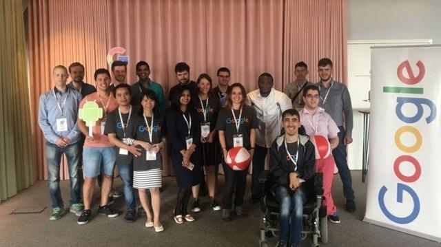 Çiçek: Google'dan burs alan ilk Türk engelli