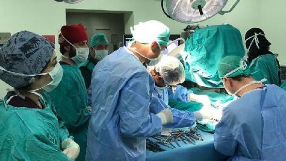 Birhat'ın vücudundaki tümörler temizlendi