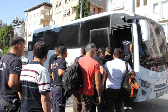 Erzurum'da FETÖ davaları!