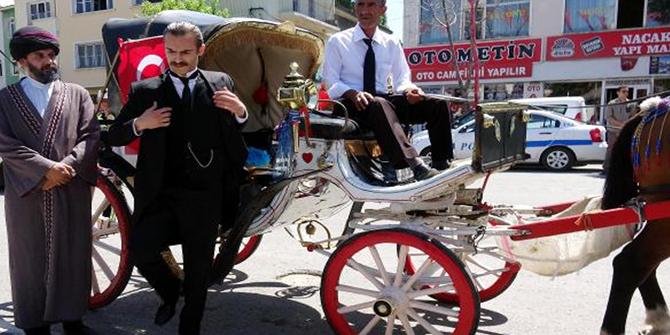 Erzurum büyük kutlama!
