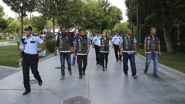 81 ilde 'Türkiye Huzurlu Parklar' uygulaması