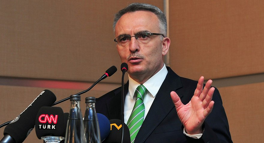 Maliye Bakanı: İçkide vergi çok yüksek