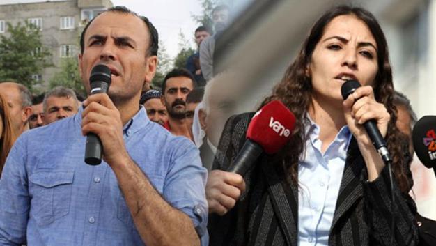 HDP'li Tuğba Hezer Öztürk ve Faysal Sarıyıldız için karar çıktı