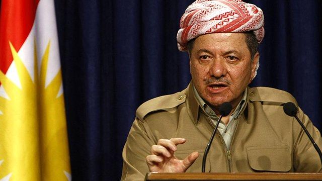 Barzani'den Ankara'ya mesaj