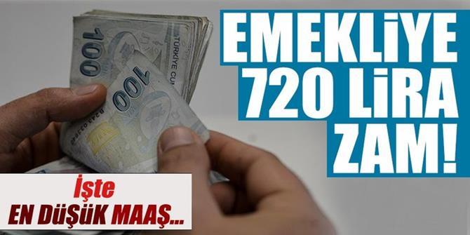 Memur-Sen'in teklifi ile 720 TL artabilir