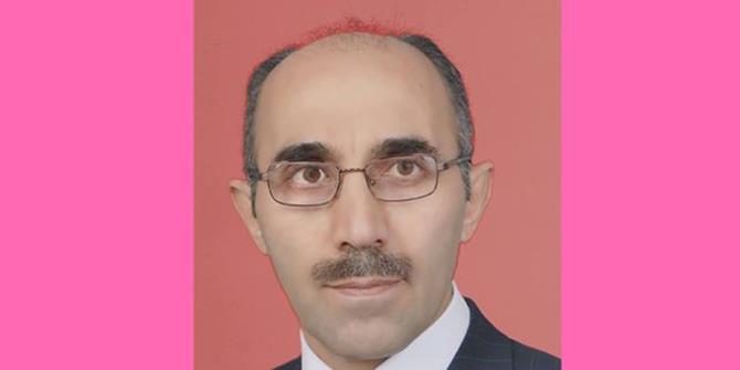 AK Parti Aziziye İlçe Başkanı Ensar Coşkun oldu